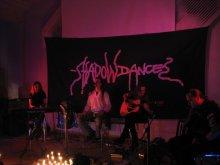 SHADOWDANCES akustinis atsisveikinimas - šešėliai išsisklaido, bet prietema išlieka