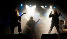 Fotoreportažas iš OVERKILL koncerto Vilniuje