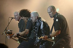 Conversation with ACCEPT guitarist Wolf Hoffman