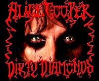 """ALICE COOPER """"Dirty Diamonds"""" - Vincuk, pagrok man valsą"""