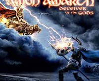 "AMON AMARTH ""Deceiver of the Gods"" – konvejerio vidutinybė"