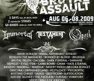 """""""Brutal Assault 2009"""" Josefovą gali paversti griuvėsiais"""