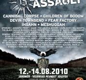 """Brutal Assault 2010"" keičiasi dalyviai, bet ne brutalumas ir svoris"