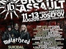 """Brutal Assault 2011"": Jaromere ir vėl bus ""karšta"""