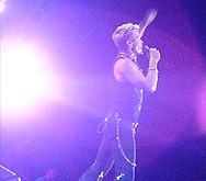 Billy Idol koncerte dominavo karštis ir rokenrolas