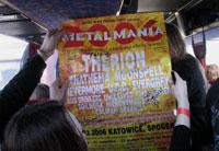 """Folklorinė kelionė į Lenkiją – """"Metalmania 2006"""""""
