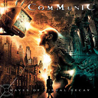 """COMMUNIC """"Waves of Visual Decay"""" – emocijų ir harmonijos tėkmėje"""