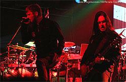 """""""The Invaluable Darkness Tour 2007"""" koncertas Varšuvoje – įspūdžiai iš pragaro"""