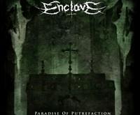 """ENCLAVE """"Paradise of Putrefaction"""" – nauja karta Lenkijos juodulių scenoje"""