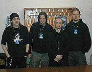 INSOMNIUM – nuoširdūs ir santūrūs suomiai