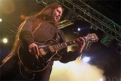 Keletas klausimų GOREFEST gitaristui Frank Harthoorn