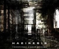 """HAEIRESIS """"Transparent Vibrant Shadows"""" - ant ribos tarp metalinio ir dark ambient/industrinio pasaulio"""