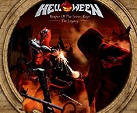 "HELLOWEEN ""Keeper Of The Seven Keys: The Legacy"" – triumfo maršas aplink moliūgą"