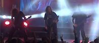 Ištraukos iš HYPOCRISY koncerto