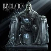 """IMMOLATION """"Majesty And Decay"""" – ramiai ir užtikrintai"""