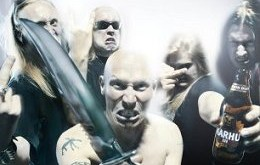MORTIIS pradeda įrašus Norvegijoje