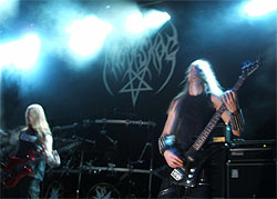 """Festivalis """"Inferno 2006"""" Norvegijoje – """"Hell Ain't a Bad Place to Be..."""""""