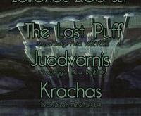 Liepos 8 d. THE LAST PUFF, JUODVARNIS ir KRACHAS koncertuos Vilniuje