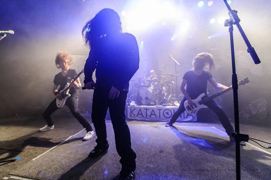 KATATONIA turo koncertas Estijoje