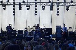 """""""Kauno dienų 2005"""" koncertas su NEW MODEL ARMY sužavėjo ne visus"""
