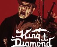 KING DIAMOND Varšuvoje - mėnulio šviesa, žvaigždėtas alkobusas ir... karališkasis deimantas
