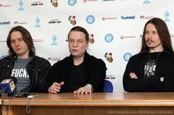 Grupės KIPELOV koncertas Minske balandžio 16 d.