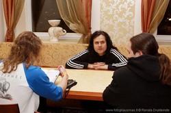 Pokalbis su KREATOR lyderiu Mille Petrozza prieš koncertą Vilniuje