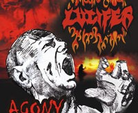 """Pragaro kančiose gimė LUCIFER demo """"Agony"""""""