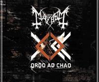 "MAYHEM ""Ordo Ad Chao"" – kitoks black metalas"