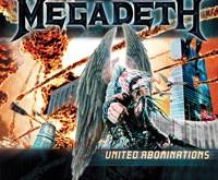 "MEGADETH ""United Abomination"" - pagiežingo nihilizmo dozė"