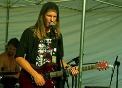 Pokalbis su jauna roko grupe iš Zarasų MEMORIAL FACES