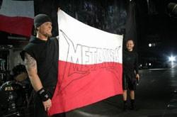 Kelelis į METALLICA koncertą Chorzowe