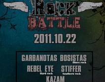 "Spalio 22 d. – ""Metro Rock Battle"" II atrankinis koncertas"