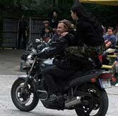 """""""Mototurnyras 2006"""" - baikeriai, merginos, šaltas alus ir heavy metalas!"""
