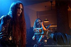 """NARGAROTH: """"Black metalas perteikia visas žmogiškumo ir nežmoniškumo puses"""""""