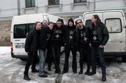 "Pirmoji OBTEST turo po Europą ""Winter Generation 2006"" dalis"