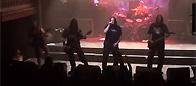 """""""Slaughterfest"""" koncerto ištraukos"""
