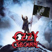 """OZZY OSBOURNE """"Scream"""" - sukant rankenėlę..."""