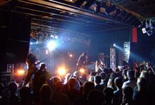 Įspūdžiai iš PAIN OF SALVATION koncerto Varšuvoje vasario 20 d.