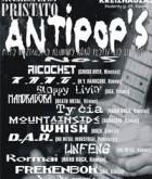 Festivalis ANTIPOPS tampa tarptautine fiesta