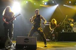 """""""Metalmania 2008"""" - thrashystų džiaugsmas"""