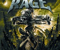 "RAGE ""Speak of The Dead"" – kas per daug, tas nesveika"