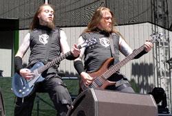 RASTA – aktyvūs Baltarusijos metalo populiarintojai