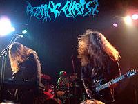 ROTTING CHRIST Vilniuje – black metal ist Greek!