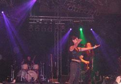 """Sunkieji akordai """"Wave Gotik Treffen 2006"""" festivalyje"""