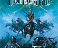 "THUNDERTALE ""Warriors of Thunder"" – sukirtus žaibu, griausmu, kalaviju"