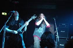 "Karštis iš Šiaurės: ENSLAVED koncertas ""The Underworld"" klube Londone"