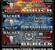 Wacken vardas įgyja daugiau pavidalų