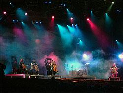 """Wacken Open Air 2005"" (3) - atgimęs trejetas, WOA naujokai ir prakiuręs dangus"