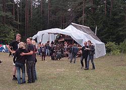 """""""Woodstock'as 2005"""" - bierkhult über alles!"""
